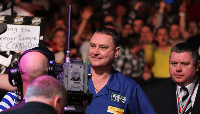 PDC World Cup of Darts Broadcast RF
